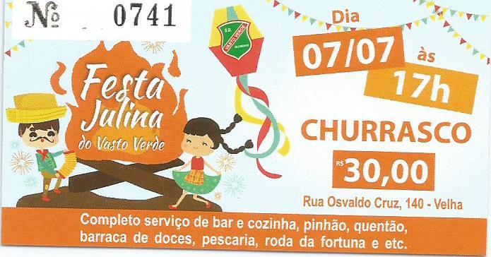 FESTA JULINA do VASTO VERDE