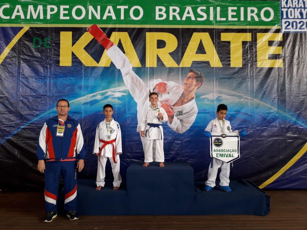 Atleta da Equipe Vasto Verde/FMD classificado para a seleção brasileira!