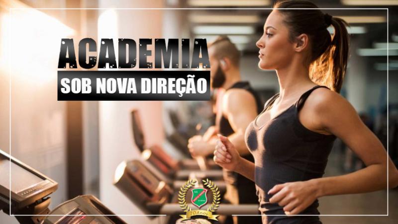 Academia Sob Nova Direção