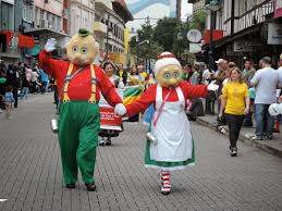 Desfile de Aniversário de Blumenau
