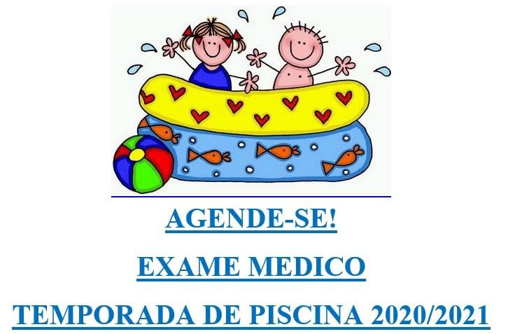 TEMPORADA DE PISCINA 2020/2021