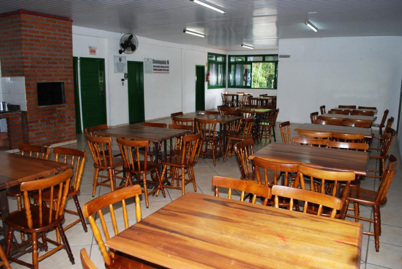 Salão Do Tiro