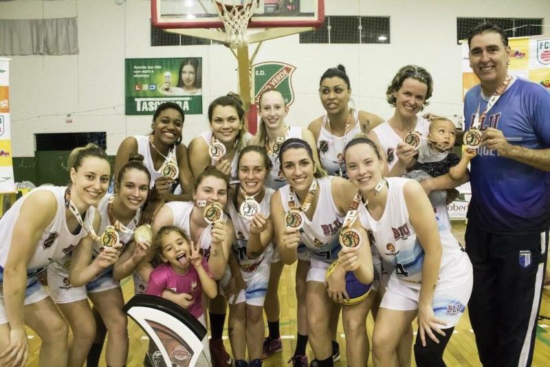 Final do Campeonato de basquetebol 2017 : RESULTADO