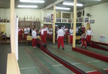 3ª Etapa Estadual Bolão Masculinbo
