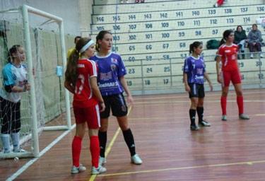 Resultado Futsal Feminino