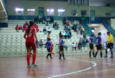 Futsal Feminino Conquista Etapa Classificatória para Joguinhos