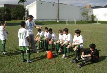 Escolina de Futebol