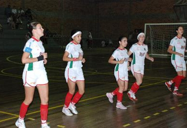 Futsal Feminino Classifica-se para a Final