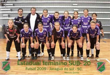 Patrocinio Futsal Feminino
