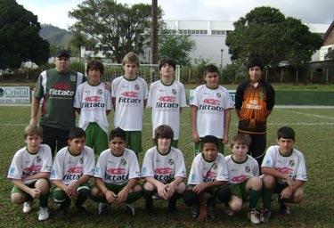 Escolinha e Futebol