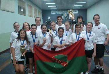 II Campeonato Brasileiro de Clubes Juniores e Juvenis.