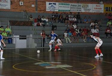 Futsal  Estréia na Etapa Estadual SUB 17