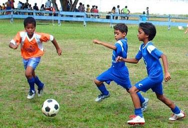 Futebol Menor Vasto Verde Vence